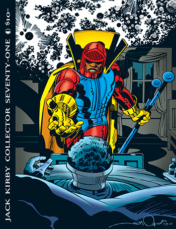 Jack Kirby Collector 71 - Click Image to Close