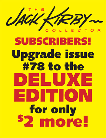 Kirby Collector #78 Upgrade (to Deluxe Edition) - Click Image to Close