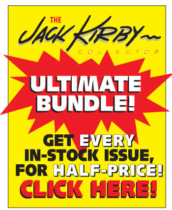 Jack Kirby Collector Ultimate Bundle - Click Image to Close