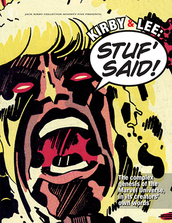 Kirby & Lee: Stuf' Said! - Click Image to Close