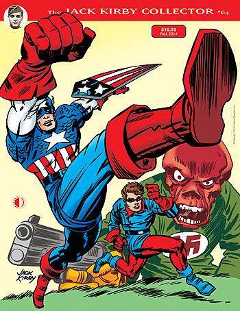 Jack Kirby Collector 64 - Click Image to Close