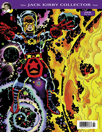 Jack Kirby Collector 66 - Click Image to Close