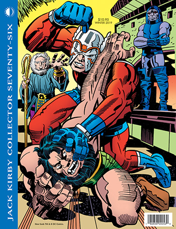 Jack Kirby Collector 76 - Click Image to Close