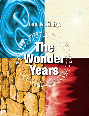 Lee & Kirby: The Wonder Years - Click Image to Close