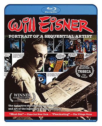 Will Eisner: Portrait of a Sequential Artist - Click Image to Close