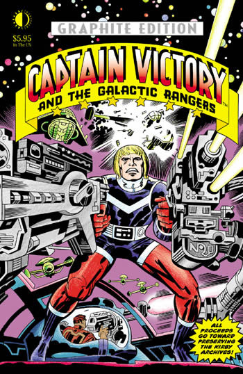 Captain Victory Graphite Edition - Click Image to Close