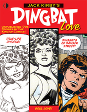 Jack Kirby's Dingbat Love