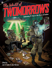 World of TwoMorrows HARDCOVER